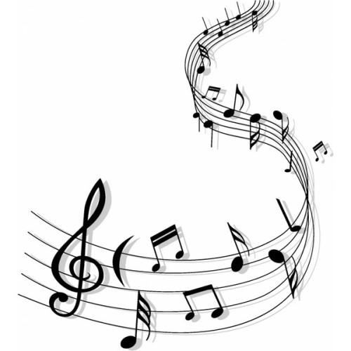 Manuscript Book Of Rudiments Of Music